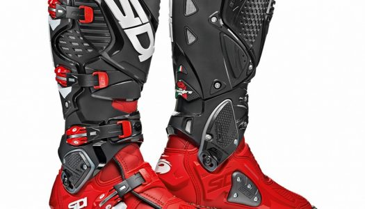 New Product: SIDI Crossfire 3 Boot, new and available now!