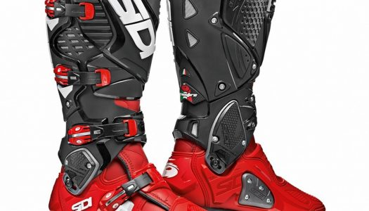 New Product: All new SIDI Crossfire 3 SRS Boots