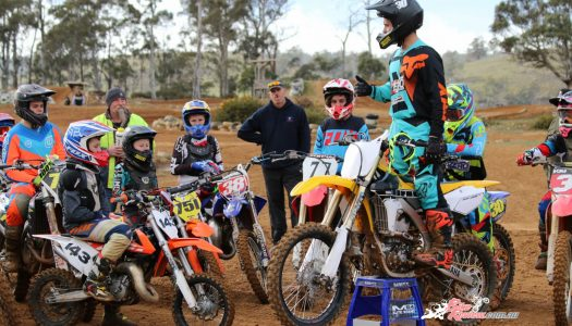 Motocross coaches on how to be a better rider, and more…