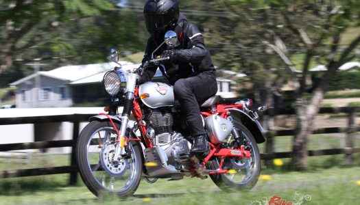 Review: 2020 Royal Enfield Bullet Trials 500 Works Replica