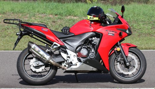 Tech Tips: Product Fitment – Oggy Knobbs Kit, CBR500RA