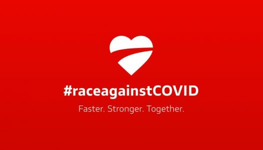 Ducati launches #raceagainstCOVID fundraiser