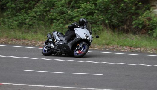 Video Review: 2020 Yamaha TMAX 560 (LAMS Approved)