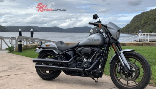 Review: 2020 Harley-Davidson FXLRS Low Rider S