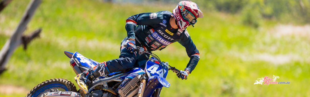 We take an in-depth look at Levi Rogers' Yamalube Yamaha YZ250F race bike, from the motor to the suspension...