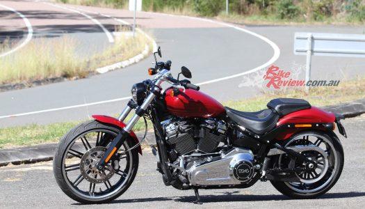 Review, 2020/2021 Harley-Davidson FXBRS Breakout 114
