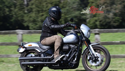 Video Review: 2020 Harley-Davidson Softail FXLRS Low Rider S
