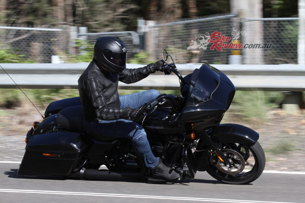 Screamin' Eagle released a 121hp motor for the Touring range in February.