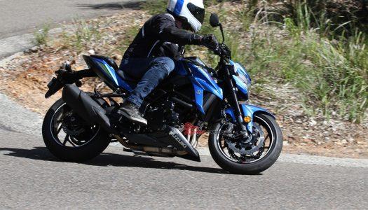 Review: 2020 Suzuki GSX-S750 Nakedbike