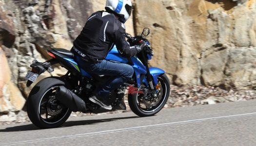 Video Review: 2020 Suzuki GSX-S750 sports naked