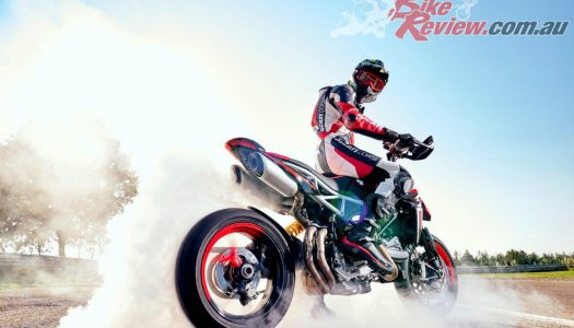 Ducati presents the new Hypermotard 950 RVE