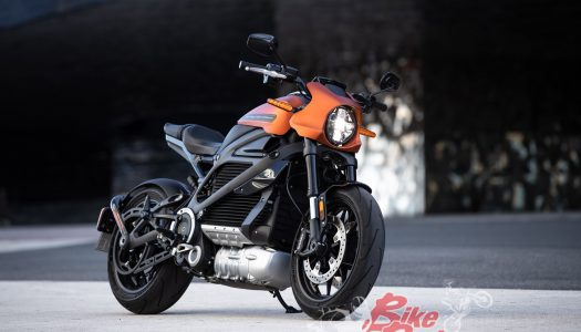 Harley-Davidson LiveWire now available for pre order!