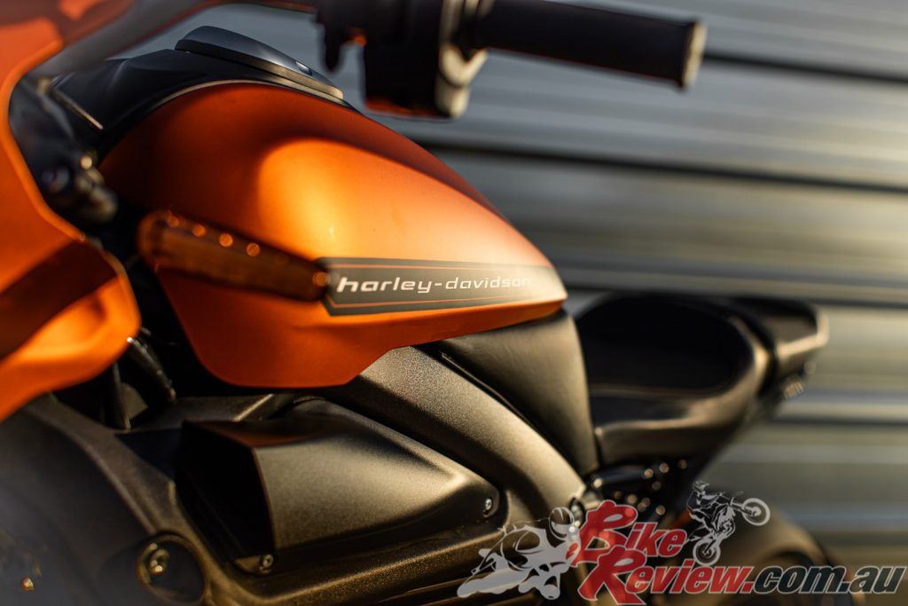 The Harley Davidson LiveWire only has a range of 158km, making it a big turn off for lots of motorcyclists.