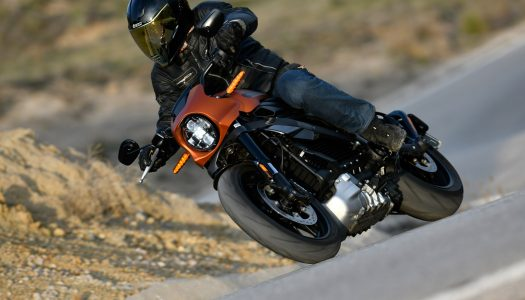 Launch Report: 2020 Harley Davidson LiveWire