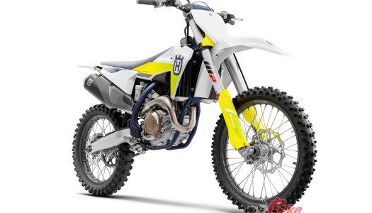 Husqvarna Motorcycles announce 2021 motocross range