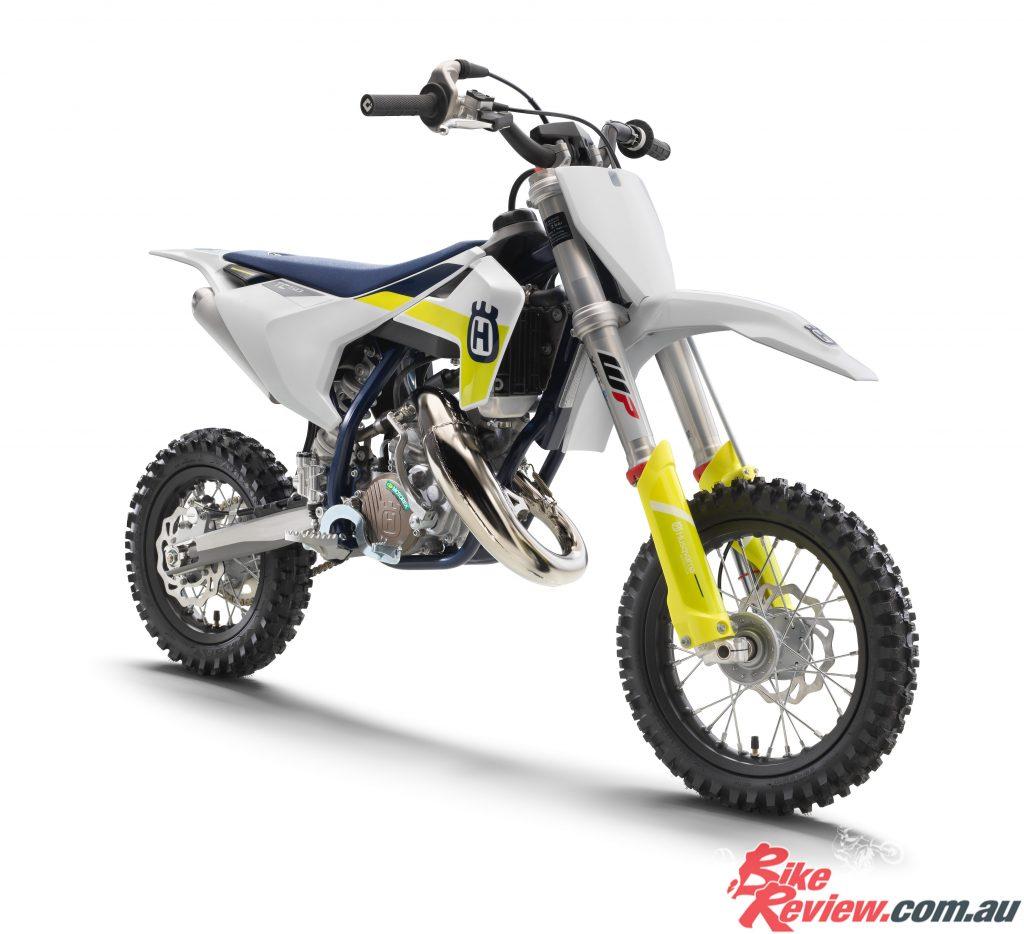 2021 Husqvarna TC50 Minicycle