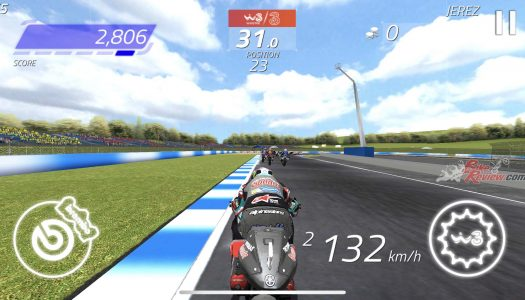New MotoGP Fan World Championship mobile game!