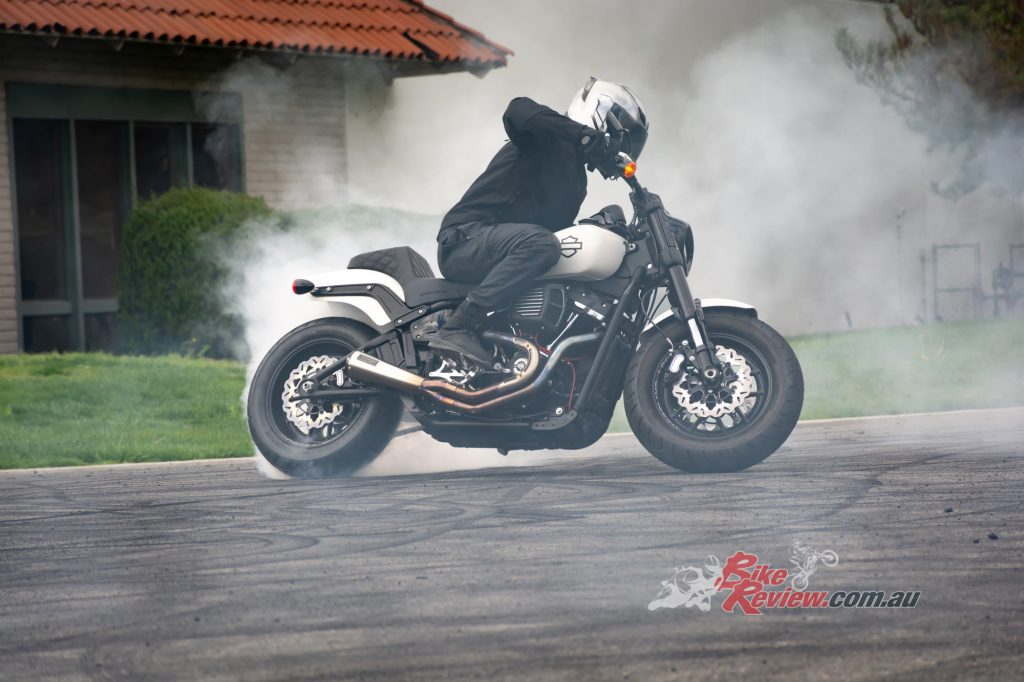 Along with the Fuelpak FP3, you can purchase a brand new Vance and Hines exhaust for your Harley Davidson.