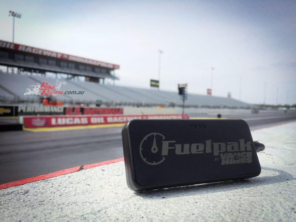 According to Vance and Hines, the Fuelpak FP3 is the best selling ECU tuner for Harley Davidsons in the world.