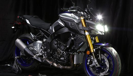 2020 MT-10SP Hyper Naked available, $24,349 Ride Away