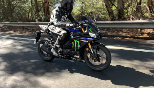 Video Review: 2020 Yamaha YZF-R3 sportsbike