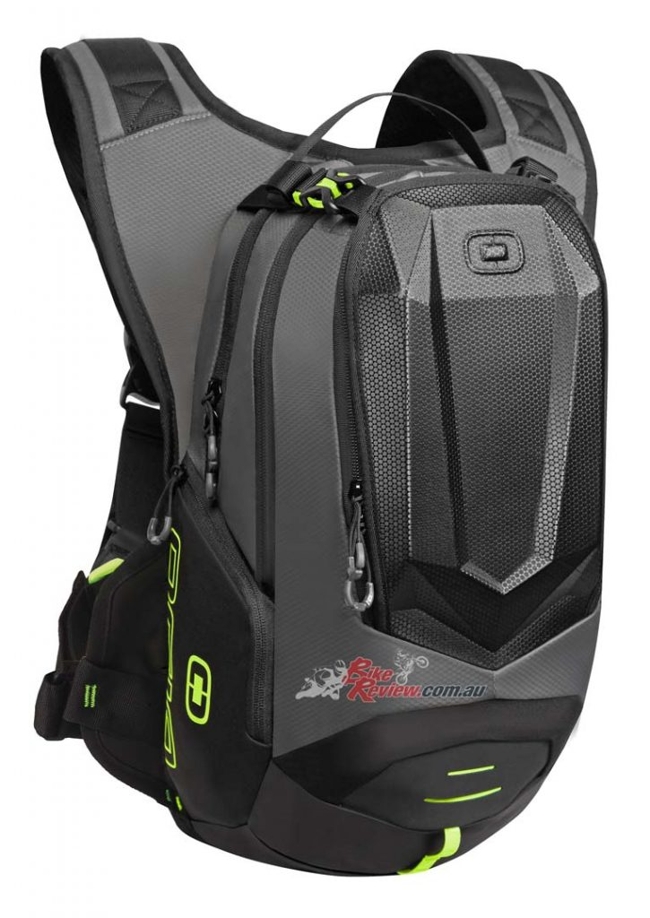 The OGIO Dakar 3L Hydration Pack is available for $179.95RRP from Cassons.