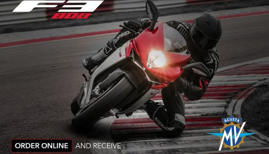 Complimentary on roads on selected 2020 MV Agusta