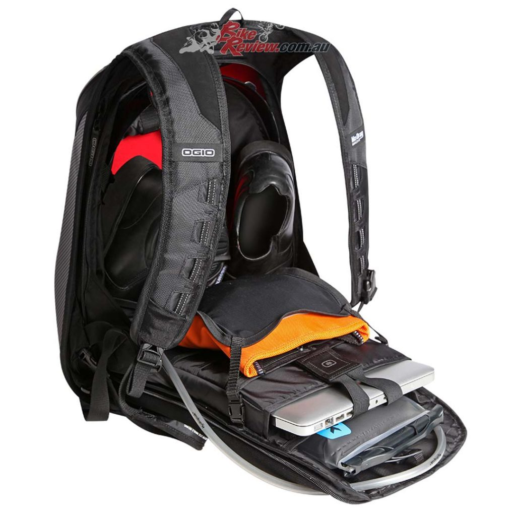 The OGIO Mach 5 Backpack is available for an RRP of $269.95.