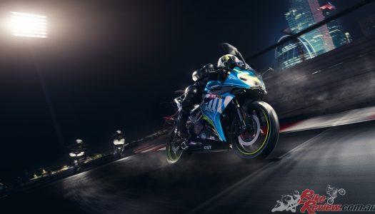 CFMOTO's 300SR, fully-faired LAMS sportsbike here now!
