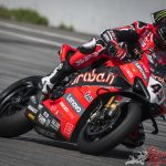 Two-day testing at Barcelona finishes for Aruba.it team
