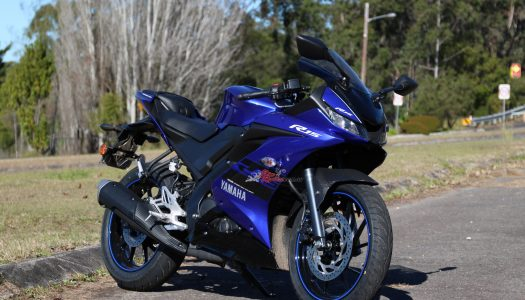 Review: 2020 Yamaha YZF-R15 LAMS