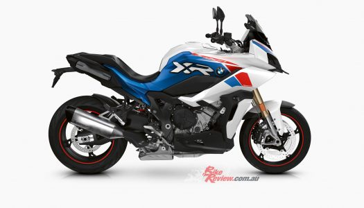Model Updates: 2021 BMW Motorrad Australia line-up