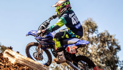 Yamaha embrace the return of Aussie motocross racing