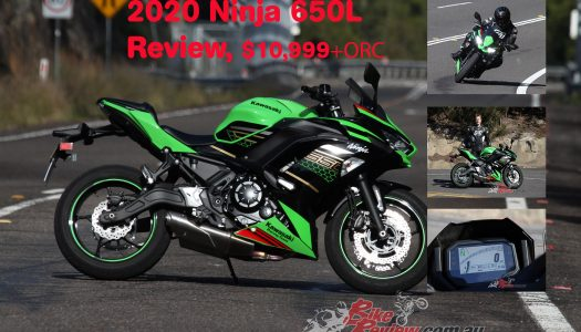 Video Review: 2020 Kawasaki Ninja 650L