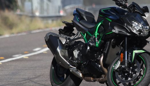 Review: 2020 Kawasaki Z H2 Supercharged Nakedbike