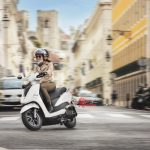 $850 Price rollback on Yamaha D'elight 125 Scooter