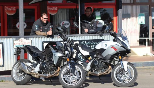 Review: 2020 BMW F 900 R and F 900 XR