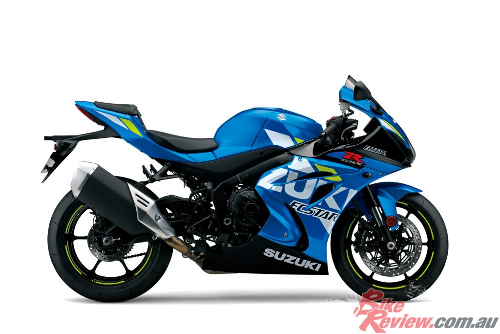 Suzuki say that the 2020 GSX-R1000 has been designed to excel in the fundamentals of motorcycle performance.