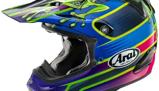 Arai's new VX-Pro4 off-road lid now on Australian shores