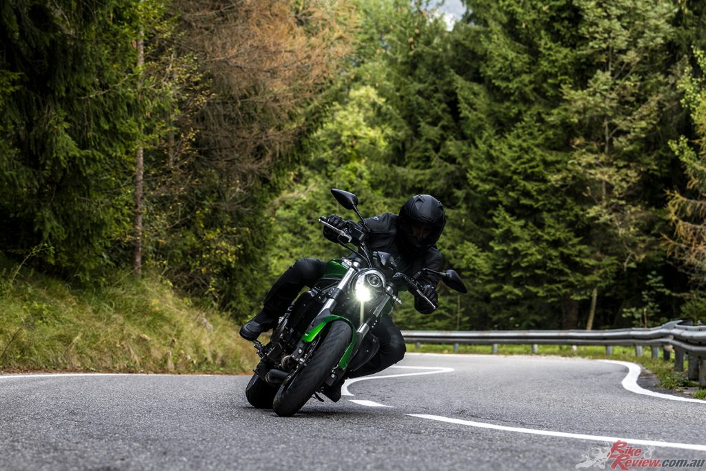Benelli claim it is a concrete, pragmatic, and engaging motorcycle, capable of winning over every rider...