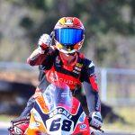Oli Bayliss Superbike debut at Morgan Park