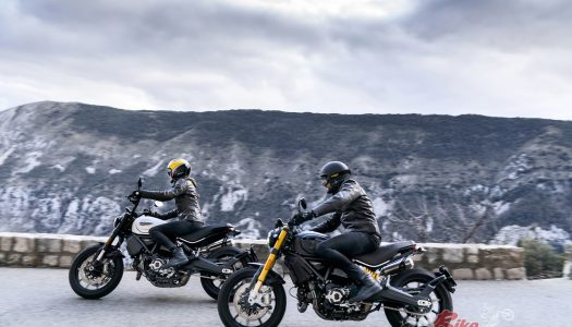 Ducati Scrambler 1100 Pro and Sport Pro due in September