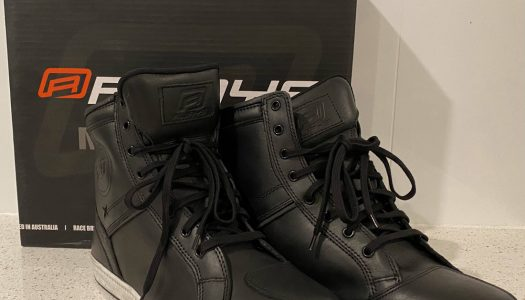 Gear Review: RJAYS ACE II Casual Leather Boots, $169.95 RRP