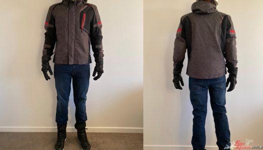Nick's New Winter Kit; RJAYS & Arai