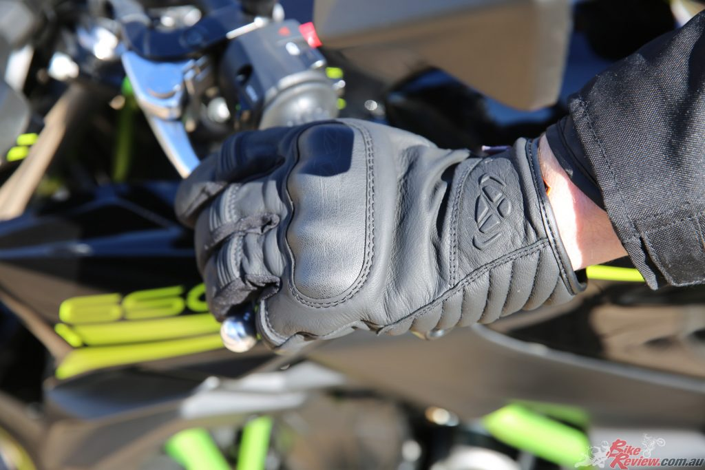 The Pro Kent – more of a spring glove – still did an admirable job of keeping the ol' mitts warm on a cold day.