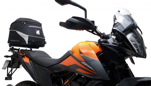 Ventura Bike-Pack for the 2020 KTM 390 Adventure