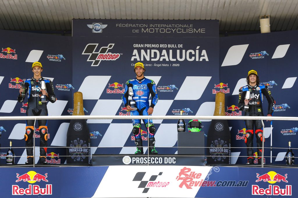 Moto2, Jerez