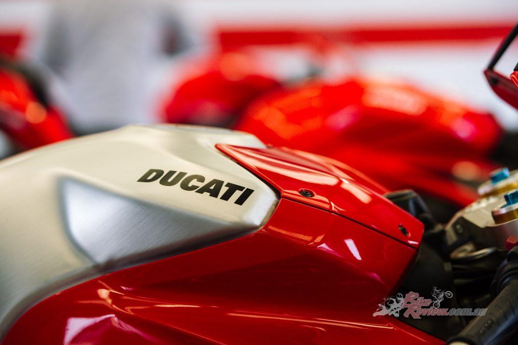 2020 Ducati Superleggera V4...