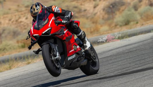 Review: 2020  Ducati Superleggera V4, Launch Report