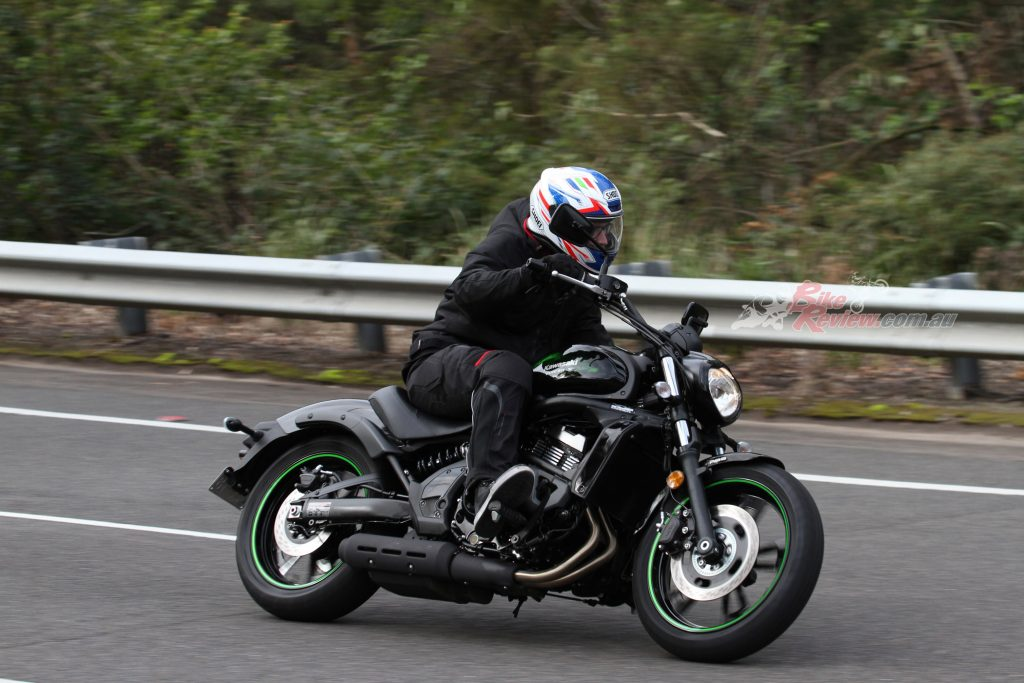 The Kawasaki Vulcan S SE is priced from $10,199 Ride away, visit Kawasaki.com.au and enter your postcode for your price.